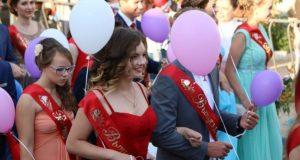 23 июня в Судаке - Парад выпускников