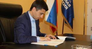 Депутат Госдумы Руслан Бальбек просит Генпрокурора РФ проверить законность уголовного дела Ростенко