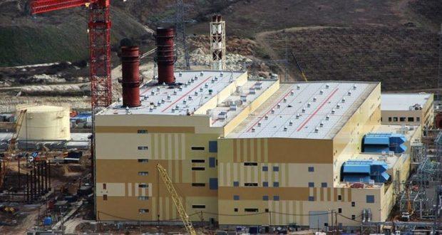 Балаклавская ТЭС подала первые мегаватты электроэнергии в энергосистему Крыма