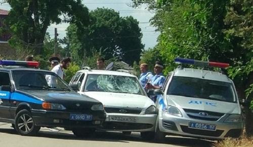 «Весёленькое» утро в курортной Николаевке: погоня, виз тормозов, сирены, задержание