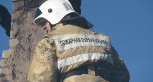 Ночные пожары в Крыму - горели частые дома