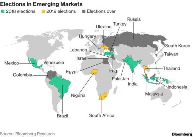 И ты, Bloomberg! На карте агентства Крым Украине не принадлежит