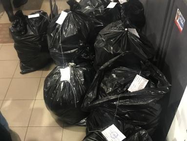 В Севастополе изъяли из оборота контрафактные спорттовары «FIFA», «Nike», «Reebok» и «Adidas»