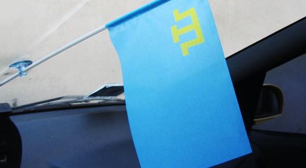 26 июня по Крымскому мосту поедут татары. С флагами