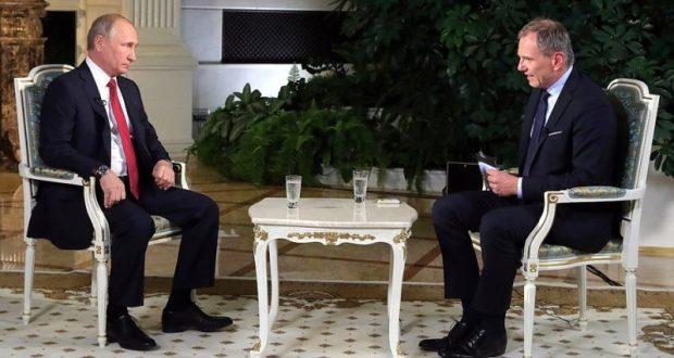 Владимир Путин подтвердил: никаких вариантов возвращения Крыма в состав Украины нет