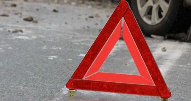 Массовое ДТП на дороге «Феодосия – Керчь»