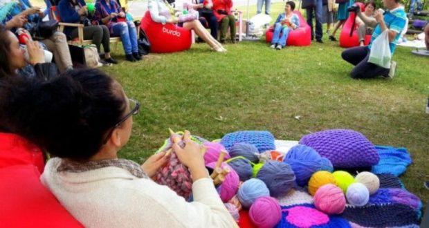 В Евпатории совсем скоро «Всемирный День вязания на публике»