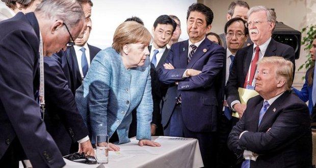 «Группа восьми». Все зависит от Крыма. Точнее, позиции России «по крымскому вопросу»