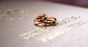 Нововведение: заявление о регистрации брака можно будет подавать за год до свадьбы