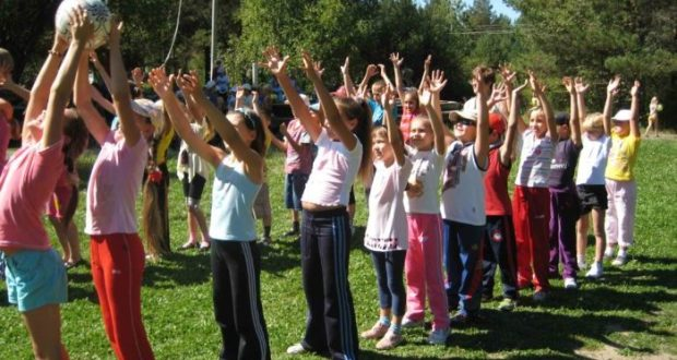 В Симферополе для детей будут работать 45 дневных тематических площадок