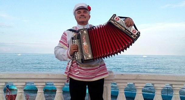 В Алуште пройдет фестиваль «Русская гармонь»