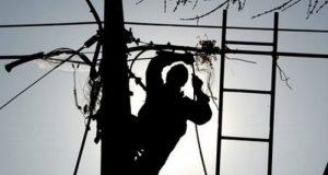 Воскресный шторм в Крыму обесточил ряд населенных пунктов