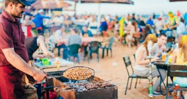 В эти выходные феодосийский фестиваль рыбной кухни «Барабулька» ждет гостей