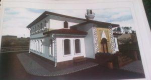 В районе посёлка Джаныкой построят мечеть