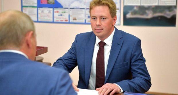 Что ответил губернатор Севастополя Дмитрий Овсянников Президенту России Владимиру Путину
