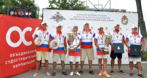 В Севастополе завершился Теннисный турнир «Большая Бескозырка – 2018»