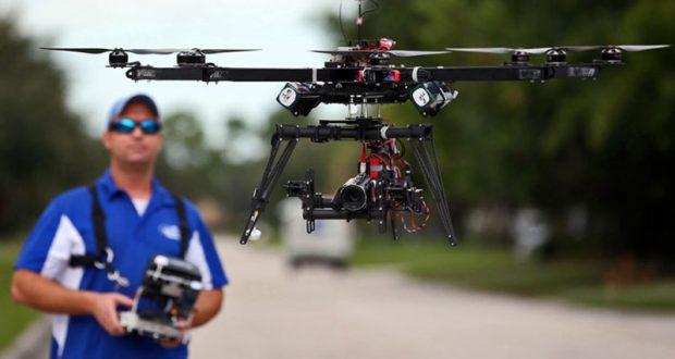 Туристам – любителям «воздушных» видовых съемок Крыма квадрокоптером – на заметку