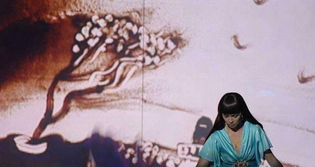 Крымская художница Ксения Симонова едет в Швейцарию, на фестиваль в Вербье