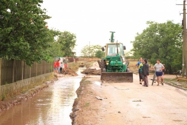 Последствия подтопления в крымском селе Степное ликвидированы