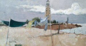 7 июля в Ялте презентуют выставку крымского художника Игоря Шипилина