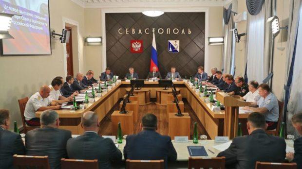 Секретарь Совбеза Николай Патрушев провел совещание в Севастополе. О чем говорили