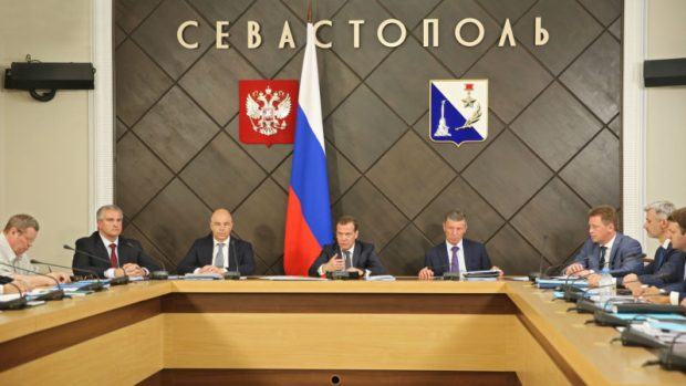 Три севастопольских дня Премьера Дмитрия Медведева