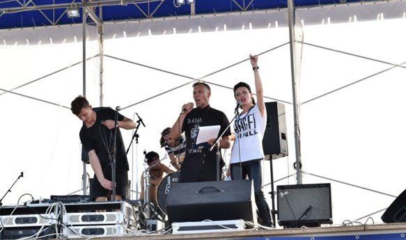 В Раздольненском районе — фестиваль рок-музыки «Новая жизнь-2018»