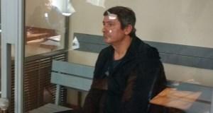 Херсонский городской суд продлил арест крымчанину Сергею Осьминину