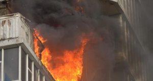Три пожара в Симферополе, еще четыре – по Крыму. Итоги воскресенья от республиканского МЧС