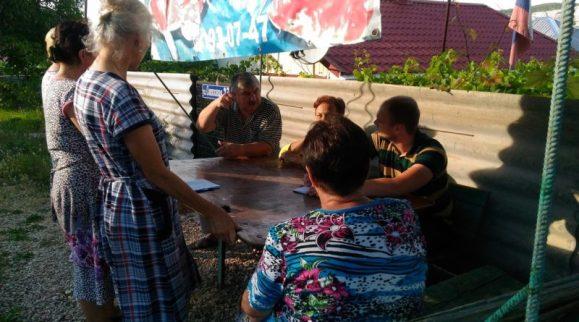 Народные депутаты севастопольского «Добровольца»