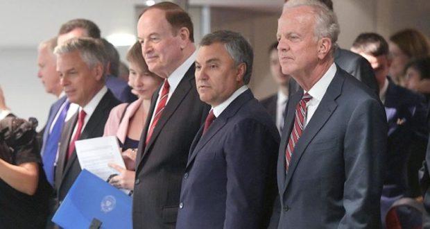 Навстречу переговорам Путина и Трампа. Депутаты Госдумы пригласили американских политиков в Крым