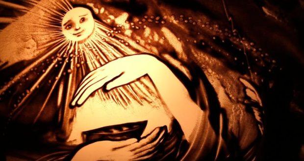 """Крымская художница Ксения Симонова сняла ролик для детского хосписа """"Дом с Маяком"""""""