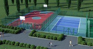 Крым получит более 200 миллионов рублей на строительство спортивных площадок