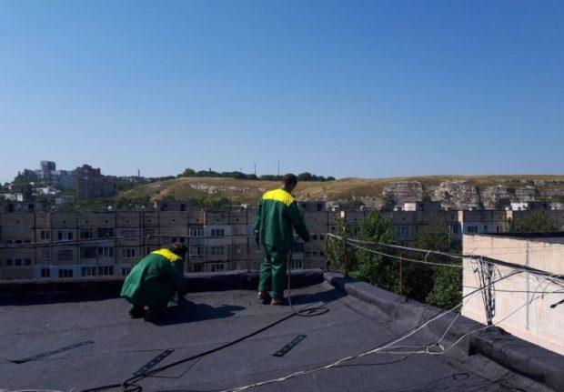Симферополь готовят к новому отопительному сезону