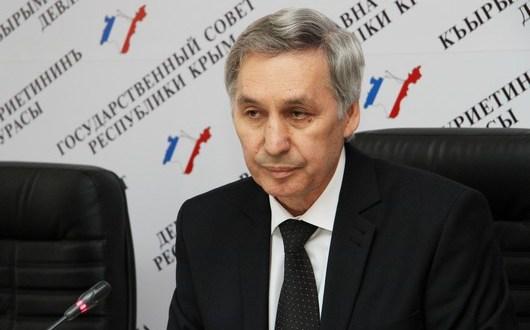 Новый вице-спикер крымского парламента – Эдип Гафаров