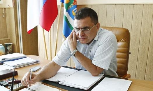 Глава Кировского районного совета Олег Гордеев ушел в отставку
