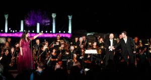"""С 4 по 12 августа - Международный музыкальный фестиваль """"Опера в Херсонесе"""""""
