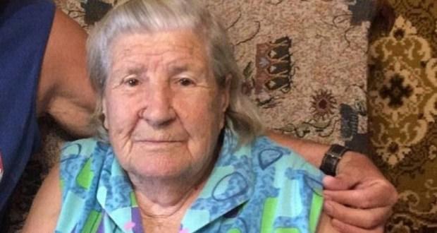 В Севастополе пропала 90-летняя женщина - Анна Михайловна Осетрова