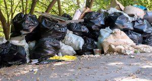 Симферопольский район избавился от 200 кубометров мусора. По требованию прокуратуры