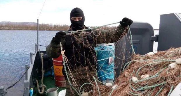 В Крыму за полгода оштрафовали 460 рыбаков-браконьеров