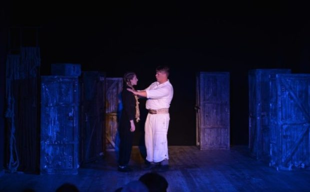 Российский академический молодежный театр закрыл в Крыму свой 97 сезон