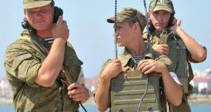 На полигонах «Ангарский» и «Старый Крым» - учения связистов Черноморского флота