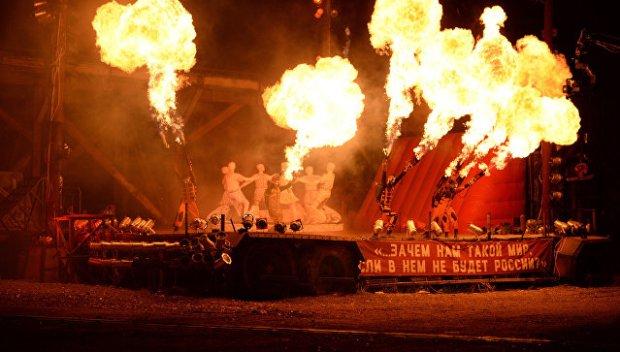 В день открытия Байк-Шоу под Севастополем посетили около 150 тысяч человек