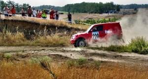 Ялтинцы завоевали две медали на ралли в Ростовской области