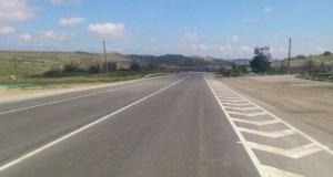 «Крымавтодор» завершил ремонт дороги к курорту Беляус