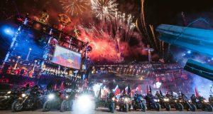МЧС в Севастополе перешло на усиленный режим работы. В связи с Байк-Шоу