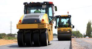 Первая очередь строительства трассы «Таврида» в Крыму готова уже на 65%