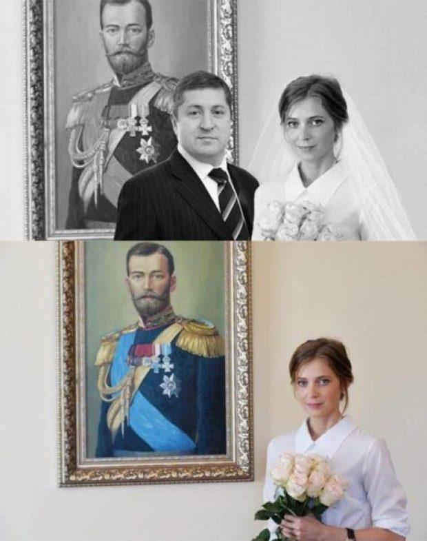 Свадьба Поклонской: фото – подделка, а событие…