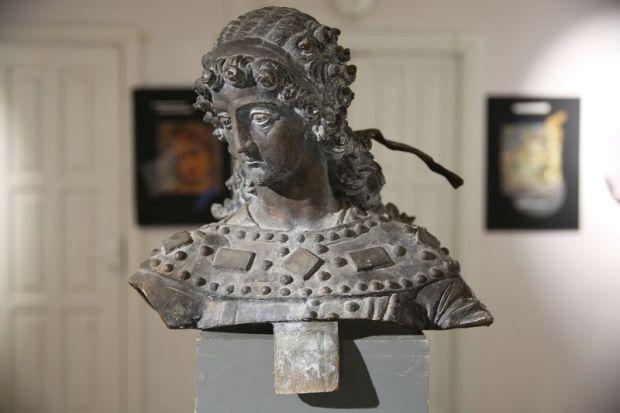 В государственном музее-заповеднике «Херсонес Таврический» открылась выставка «После иконы»