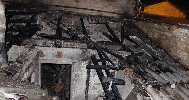 В Крыму все чаще горят частные дома